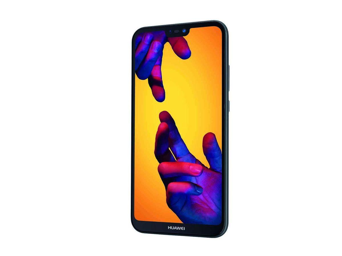 Bild 2 von HUAWEI Smartphone P20 lite 64GB Dual SIM midnight black 4GB RAM