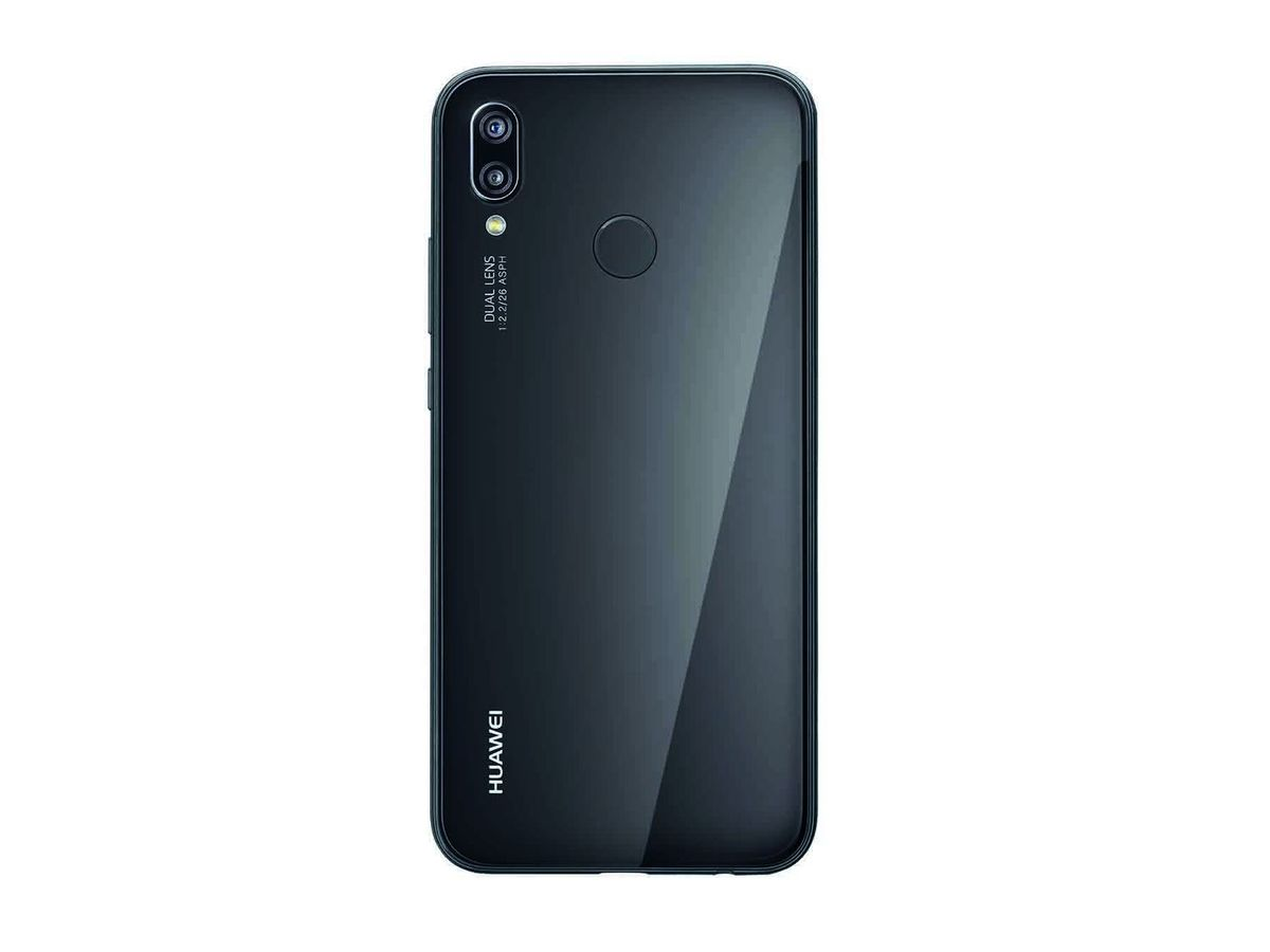 Bild 3 von HUAWEI Smartphone P20 lite 64GB Dual SIM midnight black 4GB RAM
