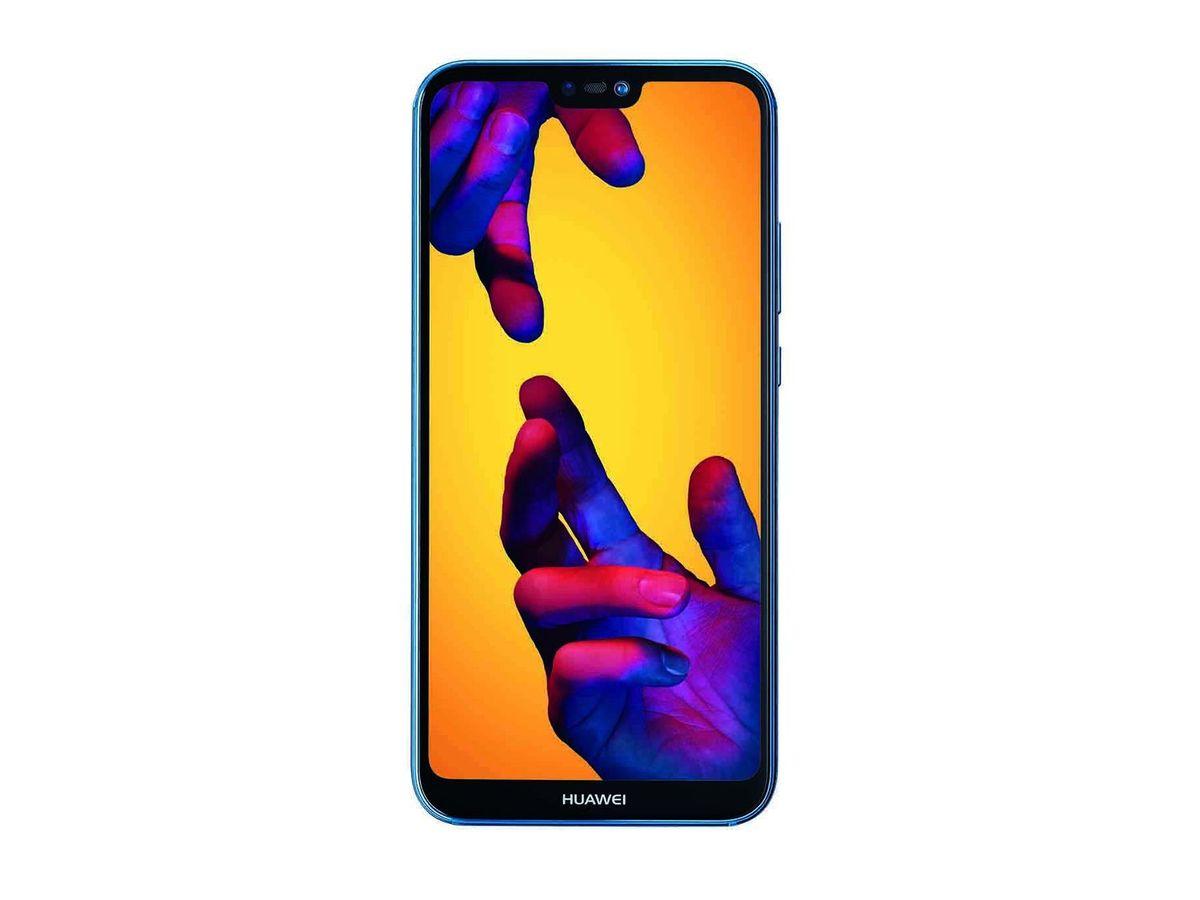 Bild 1 von HUAWEI Smartphone P20 lite 64GB Dual SIM Blue 4GB RAM