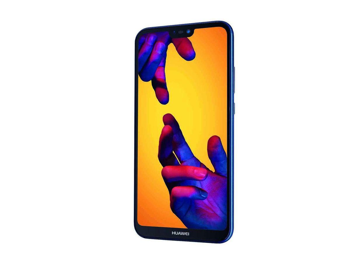 Bild 2 von HUAWEI Smartphone P20 lite 64GB Dual SIM Blue 4GB RAM