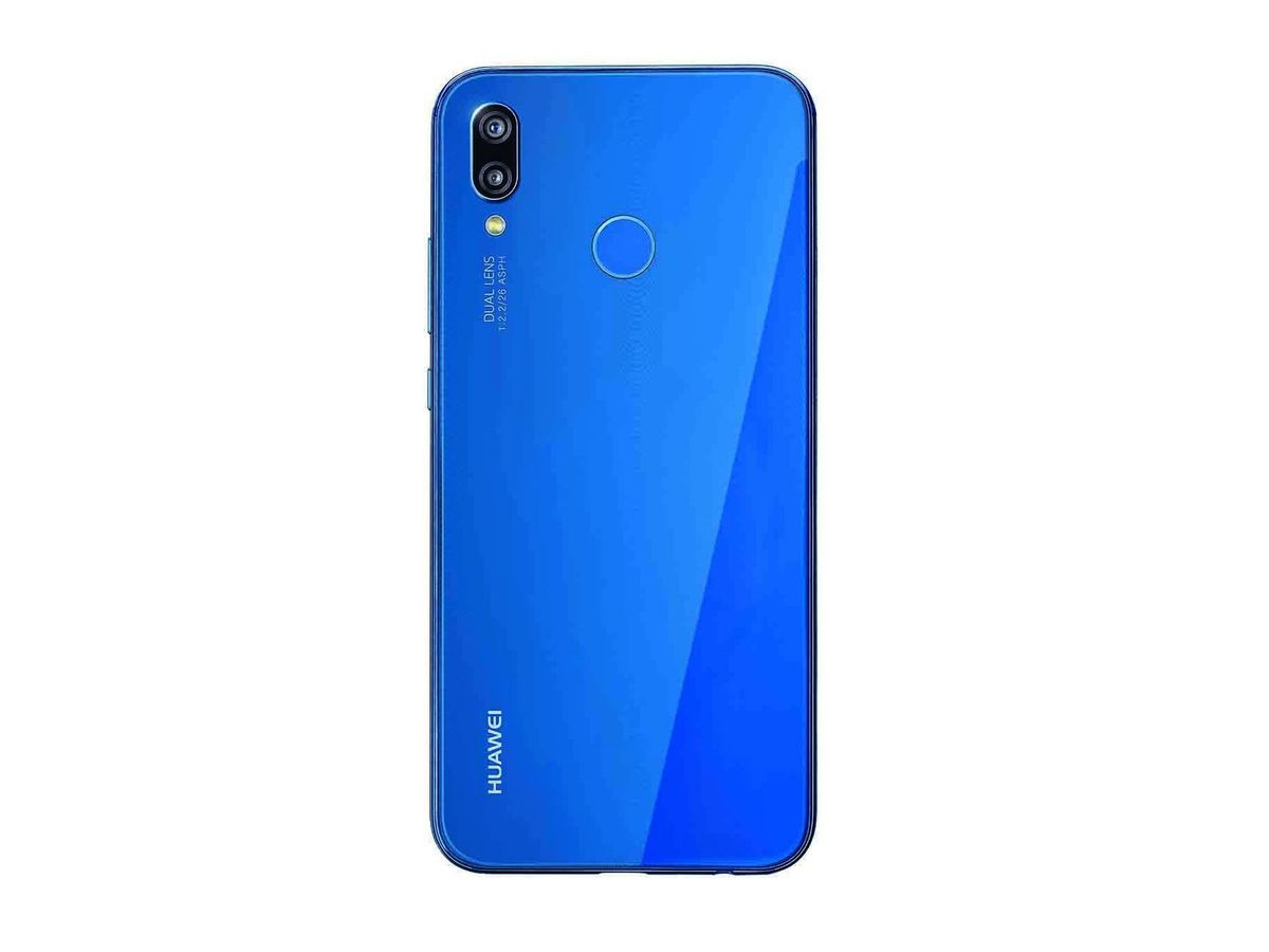 Bild 3 von HUAWEI Smartphone P20 lite 64GB Dual SIM Blue 4GB RAM