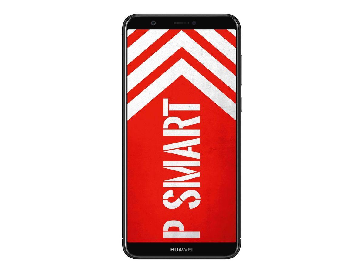 Bild 1 von HUAWEI Smartphone P smart black 32GB Dual SIM 3GB RAM