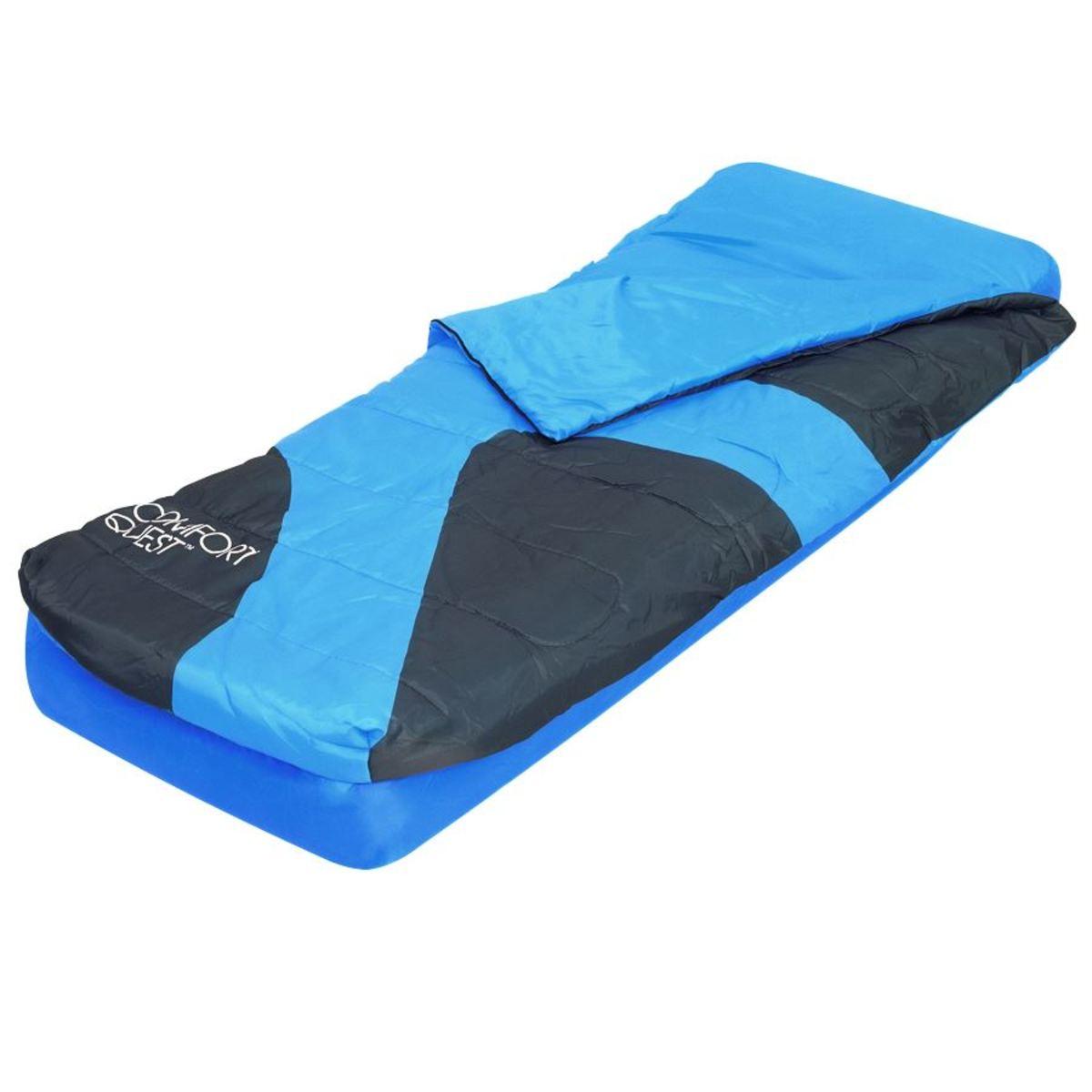 Bild 1 von Bestway Camping-Schlafset Aslepa 2in1 Blau