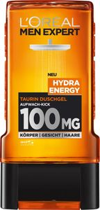 Loreal Men Expert Duschgel Hyd.Energy Taurin 300ml