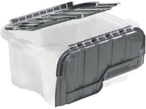 Priva Aufbewahrungsbox 14,5 Liter - Grau