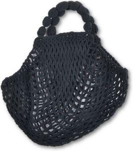 Solida Einkaufsnetz - Schwarz