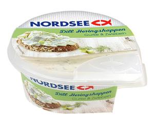 NORDSEE Salate und Cremes