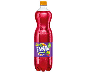 Fanta Wildberries/Pink Grapefruit