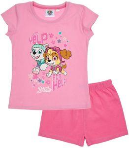 Kinder Shorty - Paw Patrol pink Gr. 98/104