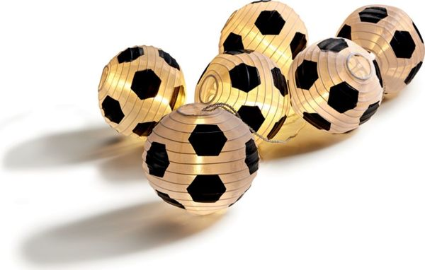 Led Lichterkette Xxl Fussball Von Netto Marken Discount