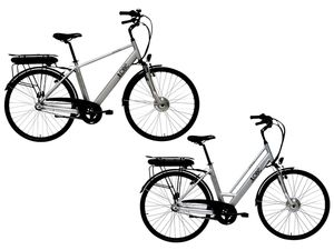 Llobe E-Bike City Metropolitan 3G, 28 Zoll