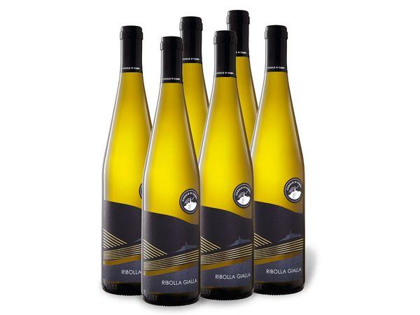 6 x 0,75-l-Flasche Weinpaket Ribolla delle Venezie IGP, Weißwein