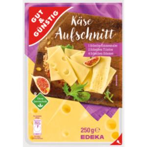 Gut & Günstig Käse-Aufschnitt