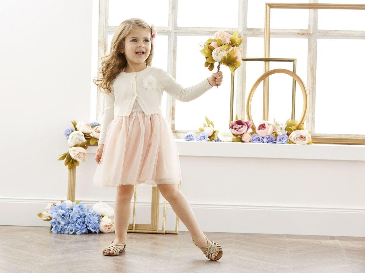 Bild 3 von LUPILU® Kleinkinder Mädchen Cardigan