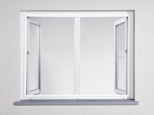 POWERFIX® Alu-Insektenschutzfenster 100 x 120 cm
