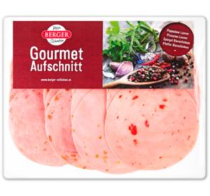 BERGER Gourmet Aufschnitt