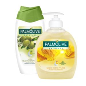 Palmolive Flüssigseife, Duschgel oder -creme