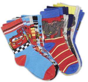 PAW PATROL / CARS / DRAGONS Jungen-Socken