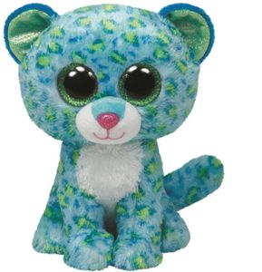 Beanie Boo - Glubschi - Leopard -  Leona 15cm