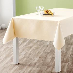 Casa Royale Leinenoptik-Tischdecke