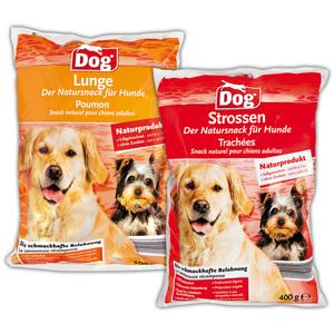 Dog Strossen / Lunge / Knabberohren