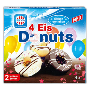 Riva Eis Donuts