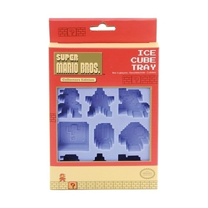 Super Mario - Eiswürfelform