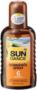 SUNDANCE Sonnenölspray LSF 6