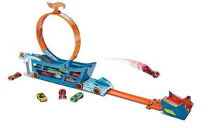 Hot Wheels Stunt N Go Transport Trackset