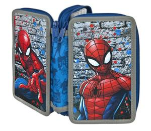 Scooli Federtasche 2-fach Spider-Man