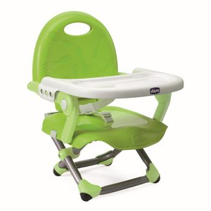 Chicco Stuhlaufsatz Pocket Snack Lime