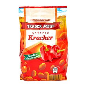 TRADER JOE'S     Knusper Kracher