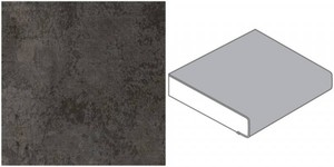 Küchenarbeitsplatte 40/133 ,  410 x 60 cm, 39 mm Dekor ME873CE metall versicolour