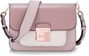 Tasche Sloan Editor von Michael Kors in rosa für Damen