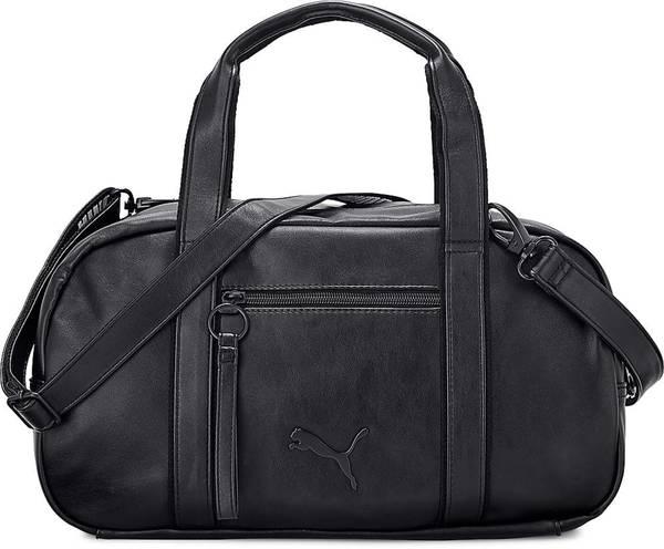 Tasche Prime Handbag von Puma in schwarz für Damen