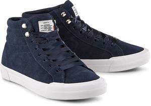 Sneaker Yarmouth 3b von Tommy Hilfiger in blau für Damen. Gr. 37,38,39,41