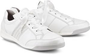 Sneaker Rom von Ara in weiß für Damen. Gr. 38,39 1/2,40