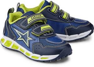 Sneaker J Shuttle B. von Geox in blau für Jungen. Gr. 26,34