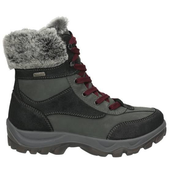 Damen Trekking Schuh, dunkelgrau von reno ansehen! » DISCOUNTO.de 973fae4d95