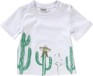 Baby T-Shirt , Kaktus Gr. 92 Jungen Kleinkinder