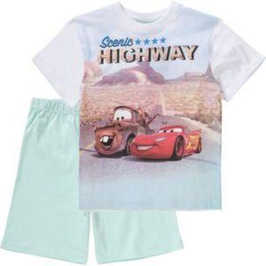 DISNEY CARS Schlafanzug Gr. 104 Jungen Kleinkinder