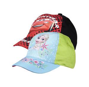 Disney Kinder-Kappe mit tollem Frontaufdruck