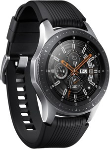 Samsung Galaxy Watch LTE Smartwatch silber