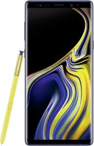 Samsung Galaxy Note9 Smartphone ocean blue