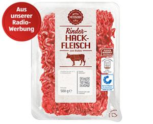 meineMETZGEREI Rinder-Hackfleisch*