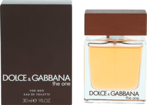 Dolce&Gabbana Eau de Toilette The One For Men