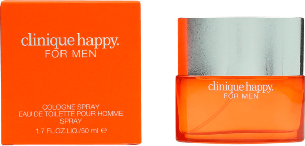 Clinique Eau de Cologne Happy For Men