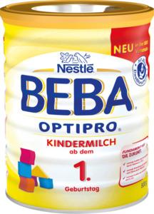 Nestlé BEBA Nestlé BEBA OPTIPRO Kindermilch 1+