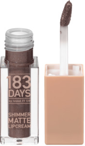 183 DAYS by trend IT UP Lipgloss Shimmer Matte Lipcream 010
