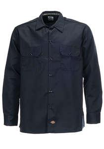 Dickies L/S Slim - Hemd für Herren - Blau